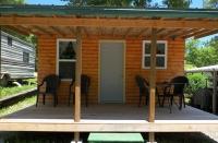 Halfway cabin