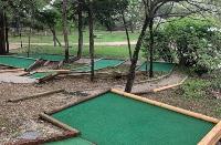 cross creek mini golf course