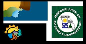 camping orgs logos