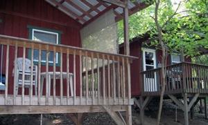 dogwood treehouse