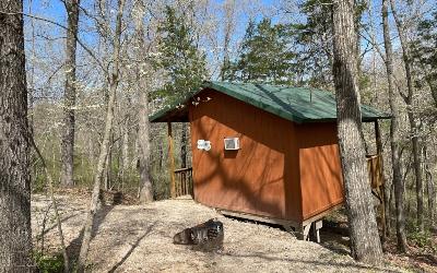 Walnut cabin